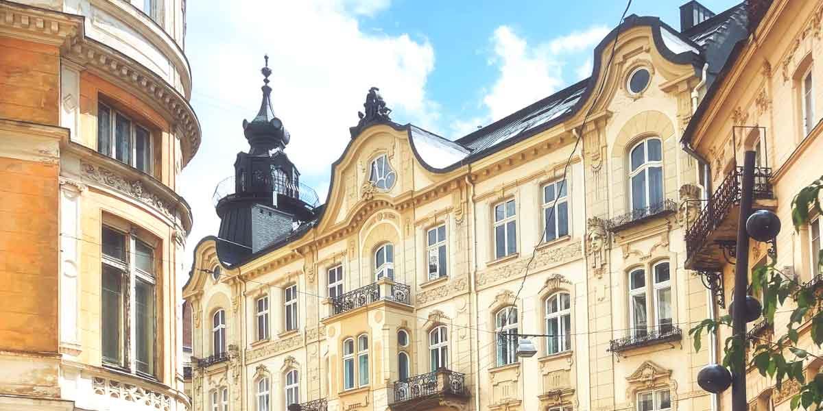 Luggage Storage in Lviv