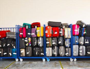 Luggage storage on Ryazansky Prospekt in Moscow