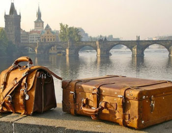 Deposito bagagli vicino alla stazione della metropolitana Pionerskaya a Mosca